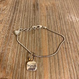 BRIGHTON FRIENDS FOREVER BRACELET